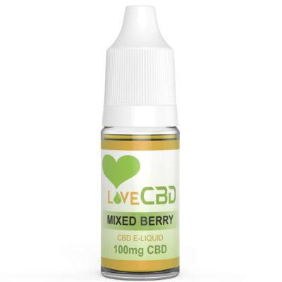 mixed berry cbd eliquid