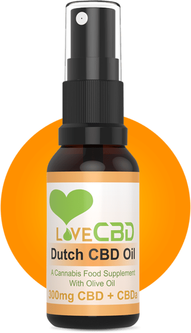 Dutch CBD Oil Spray