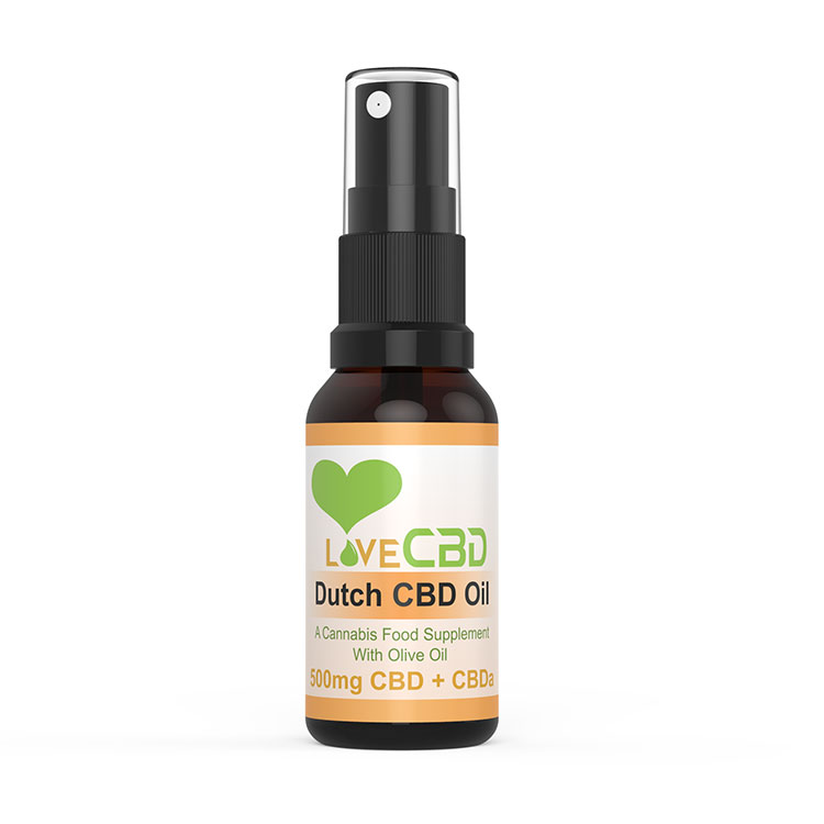 500mg dutch cbd oil