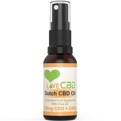 150mg dutch cbd oil