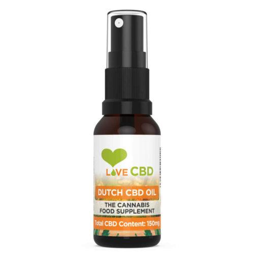 150mg dutch cbd oil