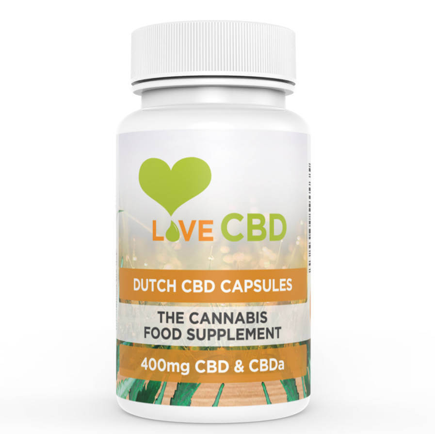 Dutch CBD Oil Capsules