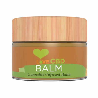 100g love cbd balm