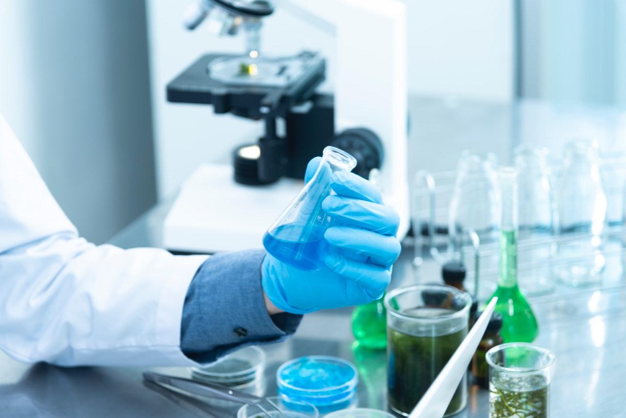 cbd laboratory test