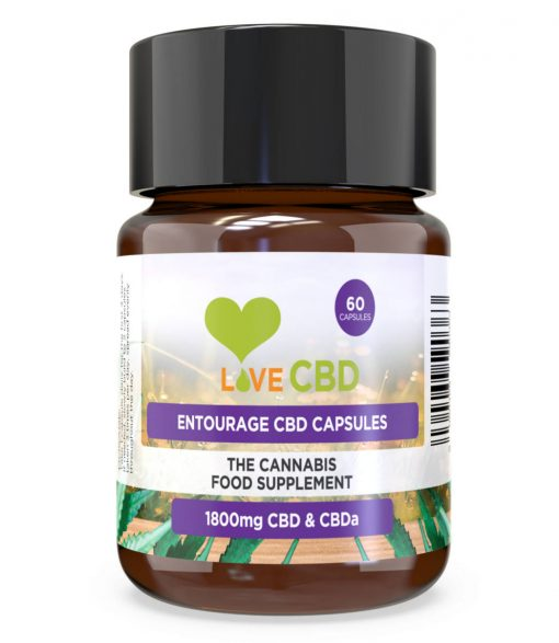 triple strength entourage cbd