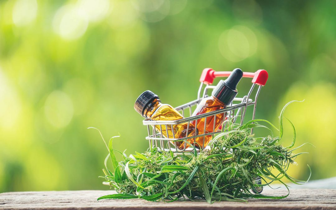 The Differences Between CBD Online and In-Store