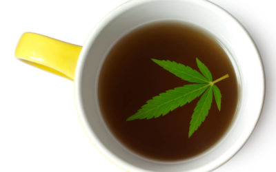 Here's What Happens When You Drink Hemp Tea