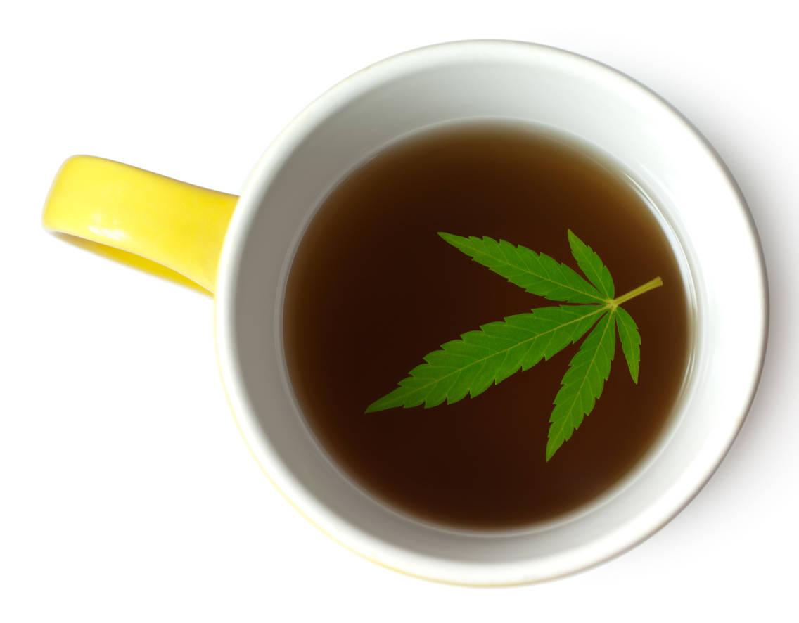 hemp tea cup