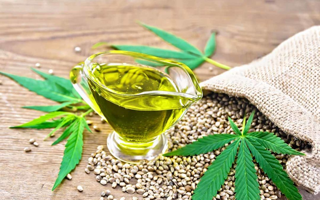 CBD oil and Hemp oil