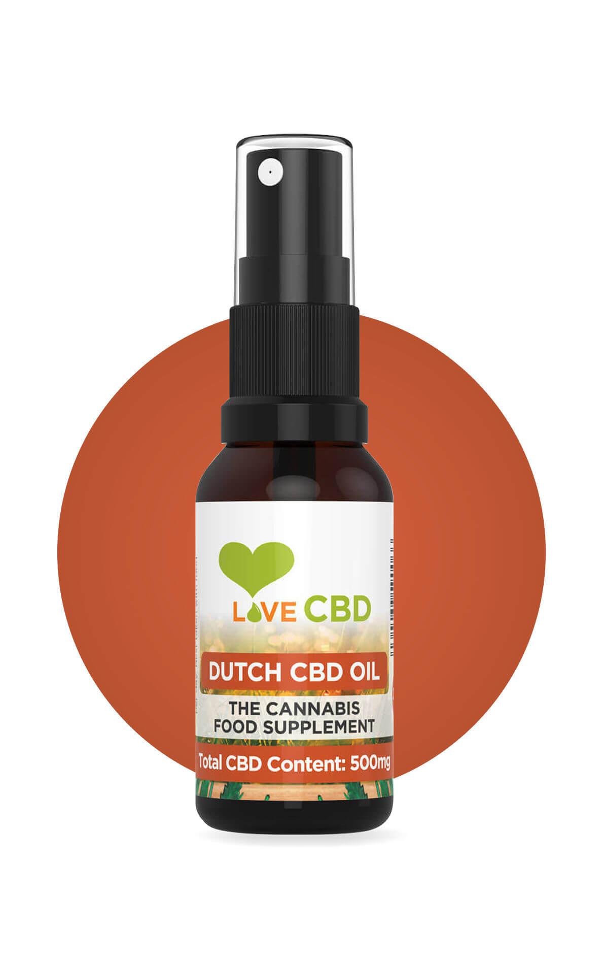 Dutch CBD Oil Spray